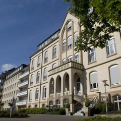 Objekt 1: Kloster Borchen