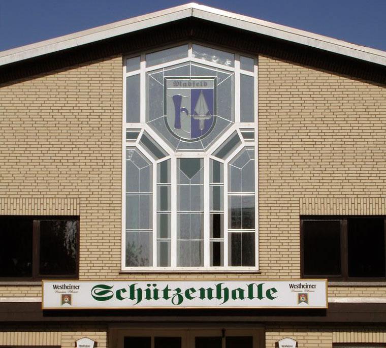 Objekt 5: Schützenhalle in Madfeld
